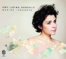 Marina Baranova - Unfolding Debussy, CD