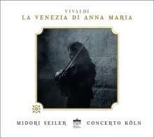 Midori Seiler - La Venezia di Anna Maria, CD
