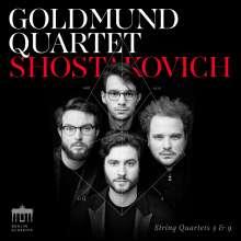 Dmitri Schostakowitsch (1906-1975): Streichquartette Nr.3 & 9, CD