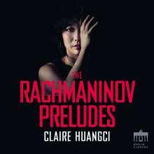Sergej Rachmaninoff (1873-1943): Preludes op.23 Nr.1-10 & op.32 Nr.1-13, CD