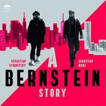 Sebastian Manz - A Bernstein Story, CD