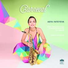 Asya Fateyeva - Carneval, CD