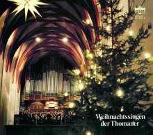 Thomanerchor Leipzig - Weihnachtssingen der Thomaner, 3 CDs