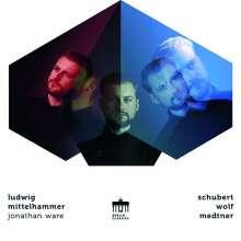 Ludwig Mittelhammer - Schubert/Wolf/Medtner, CD