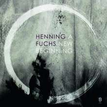 Henning Fuchs: A New Beginning, CD