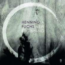 Henning Fuchs (20. Jahrhundert): A New Beginning (180g), LP