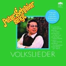 Peter Schreier singt Volkslieder, CD