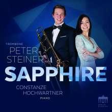 Peter Steiner - Sapphire, CD