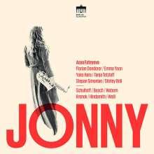 Asya Fateyeva - Jonny, CD