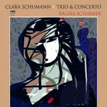 Clara Schumann (1819-1896): Klavierkonzert Nr.1 op.7 (180g), LP
