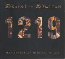 Pera Ensemble - Franz von Assisi 1219 (The Saint and the Sultan), 2 CDs