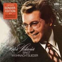 Peter Schreier - Weihnachtslieder (Deluxe-Edition 2019) (von Peter Schreier für jpc signiert), CD