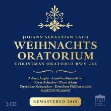 Johann Sebastian Bach (1685-1750): Weihnachtsoratorium BWV 248 (2019 Remastering), 3 CDs