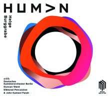 Helge Burggrabe (geb. 1973): Human, CD