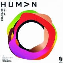 Helge Burggrabe (geb. 1973): Human (180g), LP