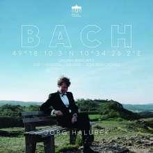 """Johann Sebastian Bach (1685-1750): Choräle BWV 651-668 """"Leipziger Choräle"""", 2 CDs"""