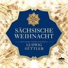 Blechbläserensemble Ludwig Güttler - Sächsische Weihnacht, CD