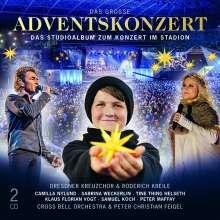 Dresdner Kreuzchor - Das große Adventskonzert (Studioalbum zum Konzert im Stadion), 2 CDs