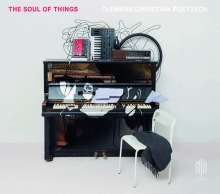 "Clemens Christian Poetzsch (geb. 1985): Werke für Klavier, Harfe, Cello & Elektronik ""The Soul of Things"", CD"