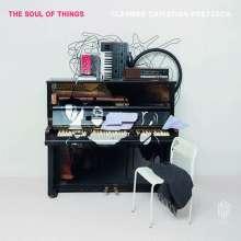 """Clemens Christian Poetzsch (geb. 1985): Werke für Klavier, Harfe, Cello & Elektronik """"The Soul of Things"""" (180g), LP"""
