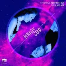 Peter Steiner - Binary Star (Musik für Posaune & Orgel), CD