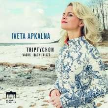 Iveta Apkalna - Triptychon, 3 CDs