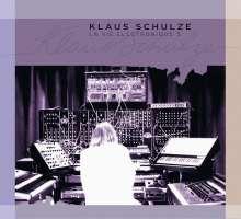 Klaus Schulze: La Vie Electronique 5, 3 CDs