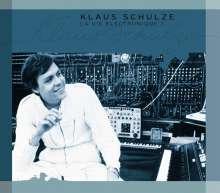 Klaus Schulze: La Vie Electronique 7, 3 CDs