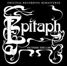 Epitaph (Deutschland): Outside The Law, CD