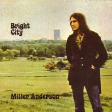 Miller Anderson: Bright City, CD