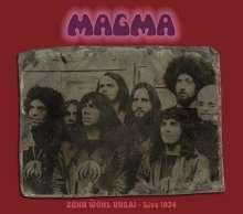Magma: Zühn Wöhl Ünsai: Live 1974, 2 CDs
