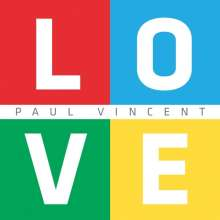 Paul Vincent: L.O.V.E., 4 CDs