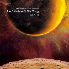 Klaus Schulze & Pete Namlook: The Dark Side Of The Moog - Vol. 9 - 11 (Limited Edition), 5 CDs
