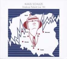 Klaus Schulze: Dziękuję Poland Live '83, 2 CDs