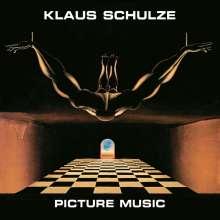 Klaus Schulze: Picture Music + 1, CD