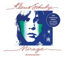 Klaus Schulze: Mirage (40th-Anniversary-Edition) (Remaster 2017), CD
