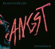 Klaus Schulze: Angst, CD