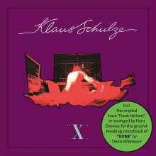 Klaus Schulze: X, 2 CDs