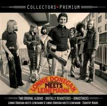 Lonnie Donegan Meets Leinemann: Collectors Premium, 2 CDs