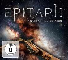 Epitaph (Deutschland): A Night At The Old Station, 3 CDs
