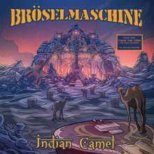 Bröselmaschine: Indian Camel (Limited-Edition) (Orange Vinyl), LP