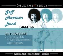 Geff Harrison: Together: Geff Harrison & The London Symphonic Rock Orchestra (Collectors Premium), 2 CDs