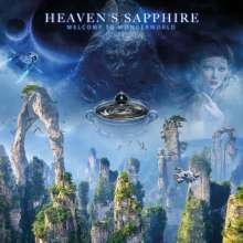 Heaven's Sapphire: Welcome To Wonderworld (Limited-Ecolbook), CD