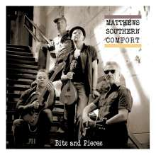 Matthews' Southern Comfort (Southern Comfort): Bits And Pieces (Limited-Edition) (White Vinyl), Single 10""