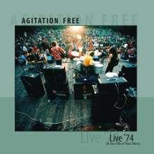 Agitation Free: Live '74, LP