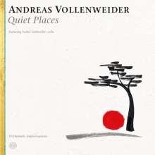 Andreas Vollenweider: Quiet Places (Limited Edition) (signiert, exklusiv für jpc), LP
