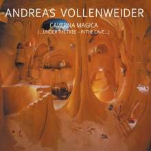 Andreas Vollenweider: Caverna Magica (...Under The Tree - In The Cave...) (remastered), LP