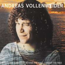 Andreas Vollenweider: Behind The Gardens - Behind The Wall - Under The Tree, CD