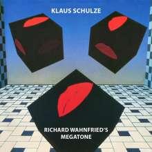 Klaus Schulze: Richard Wahnfried's Megatone, CD