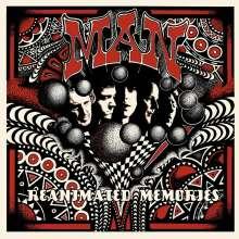 Man: Reanimated Memories, CD